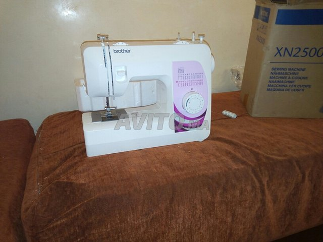 Machine a coudre brother a vendre