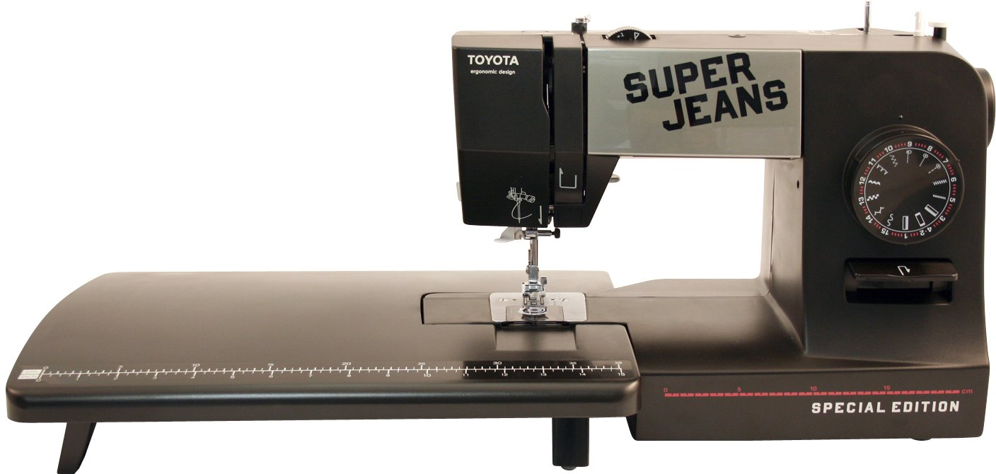 Machine a coudre toyota jeans 26