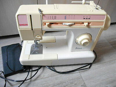Brodeuse machine a coudre singer