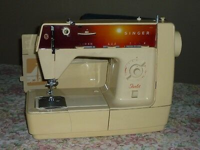 Machine a coudre singer starlet 10