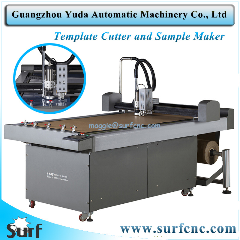 Cnc machine a coudre