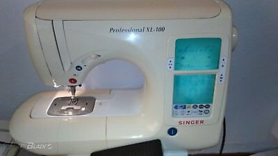 Machine a coudre singer professional xl 100