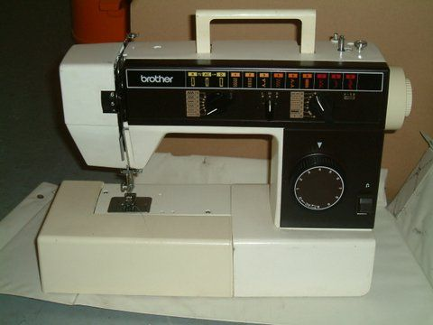 Machine a coudre brother vx