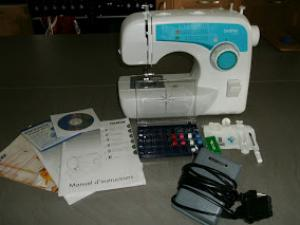 Machine a coudre brother xl 3500