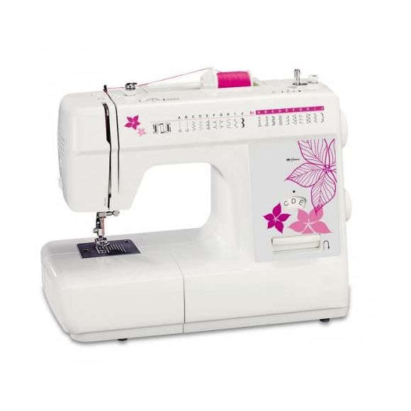 Machine a coudre carrefour home hsew8660-11
