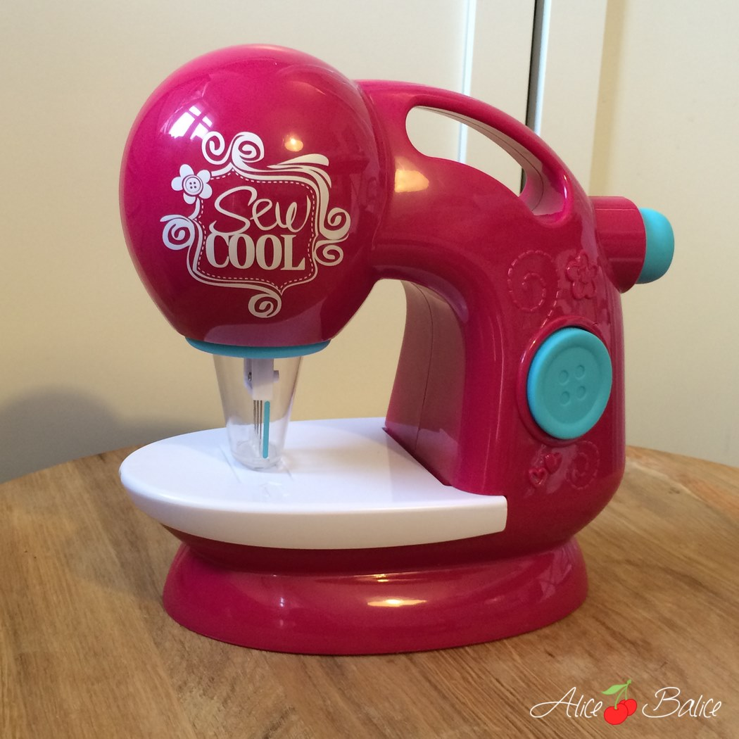 Sweet cool machine a coudre