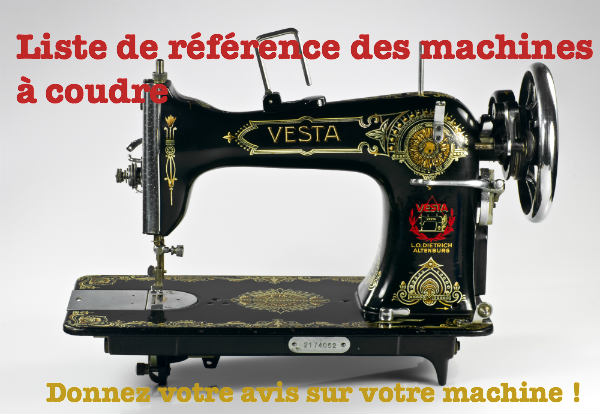 Machine a coudre gritzner 4220