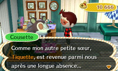 Machine a coudre animal crossing new leaf