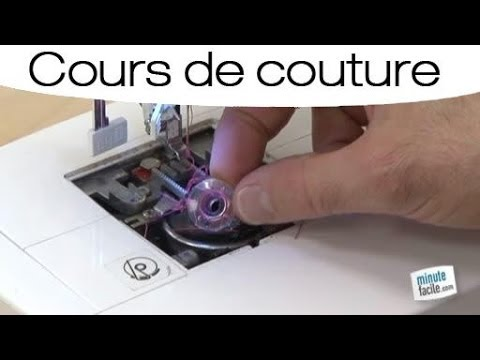 Comment reparer la machine a coudre