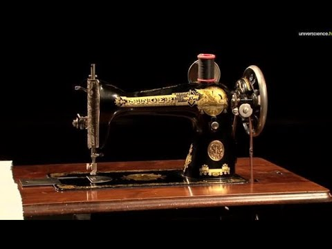 Reparation machine a coudre ancienne