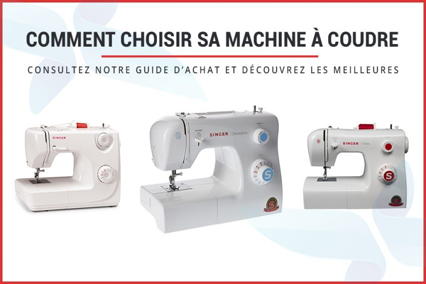 Machine à coudre moyenne gamme