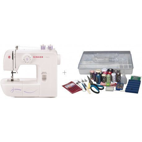 Machine à coudre brother fs100wt avec table d extension quilt & patchwork