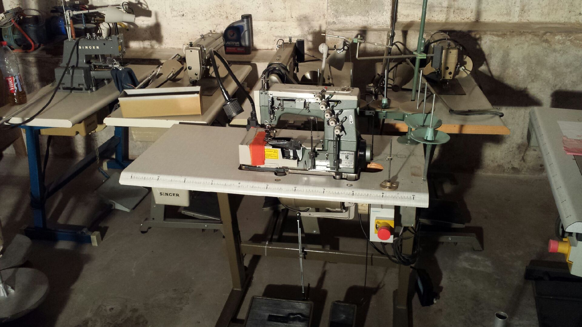Formation reparateur machine a coudre