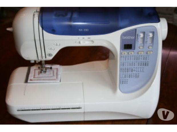 Machine a coudre brother nx200