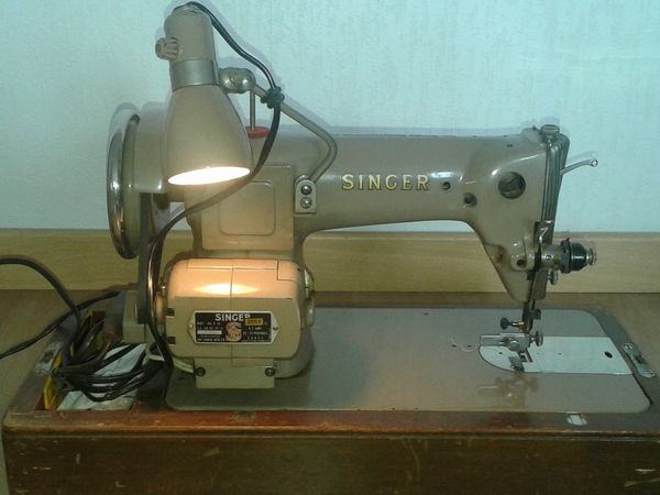 Machine a coudre singer fabrication francaise