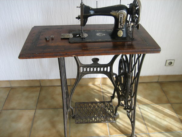 Machine a coudre singer ancienne numerotee