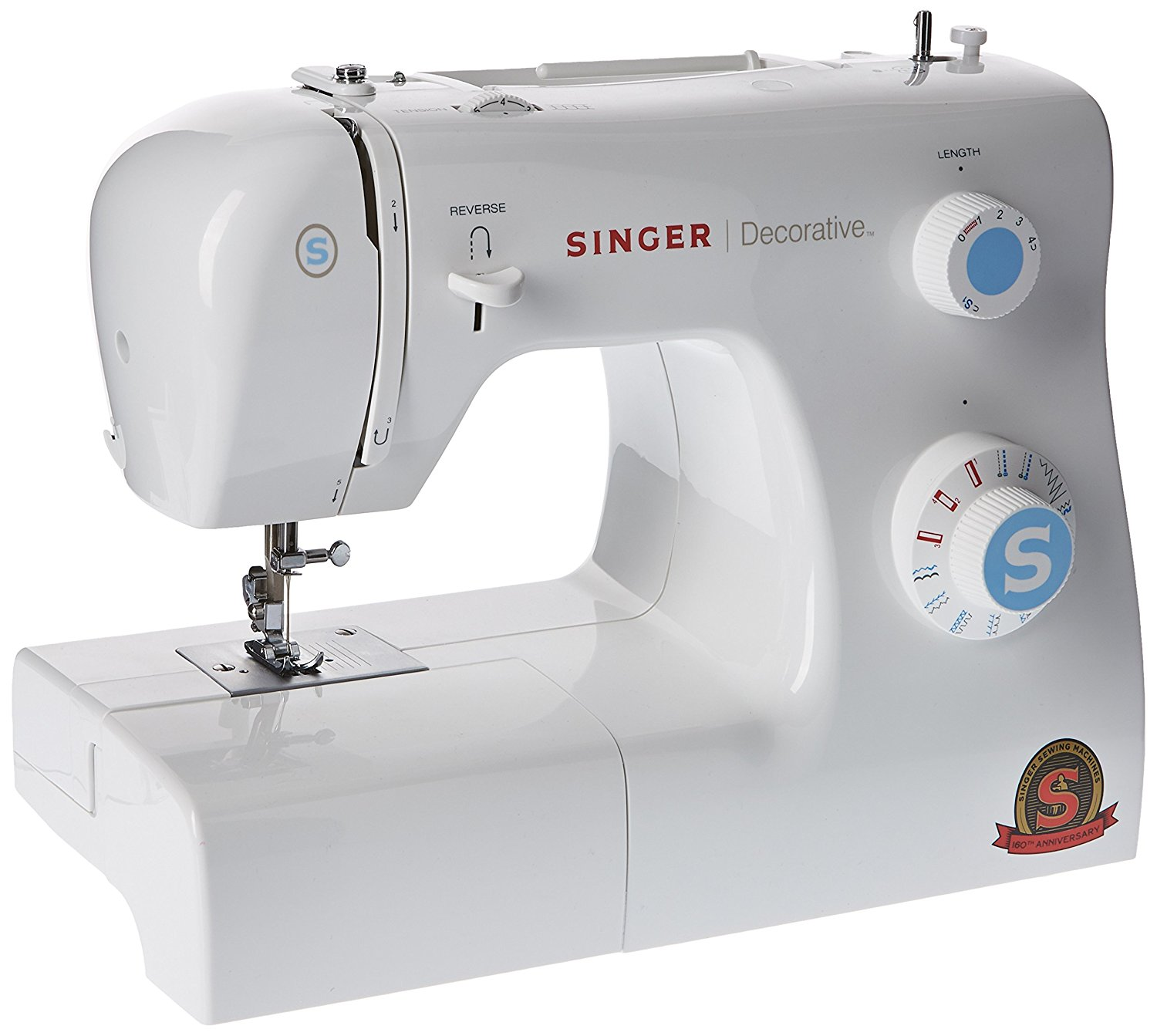 Machine a coudre singer tradition 160 2250