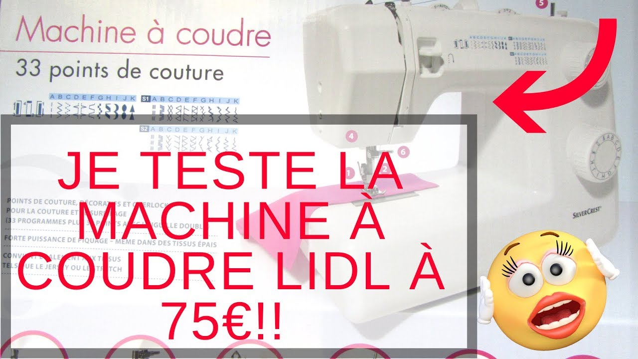 Meuble machine à coudre lidl