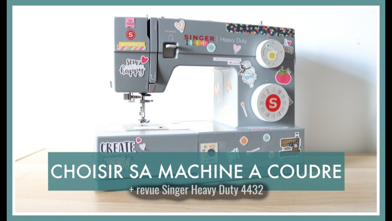 But valence machine a coudre