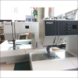 Machine a coudre pfaff passport 2