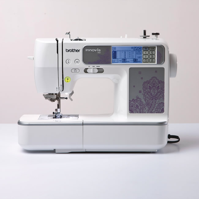 Machine a coudre brother innovis 900
