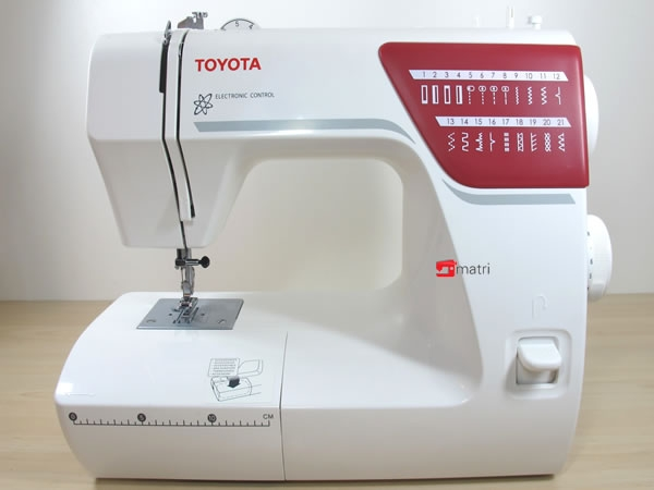 Machine a coudre toyota easy sewing mode d'emploi
